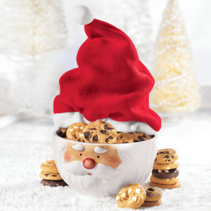 Santa Bowl & Hat