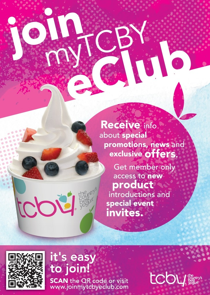 Join the TCBY e-Club! blog image 3