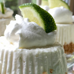 Key lime treat display