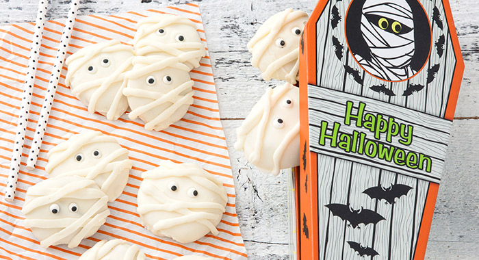 Introducing…the Mummy Cookie!