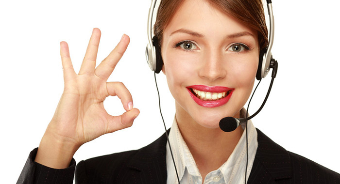 Customer support agents are always here to help