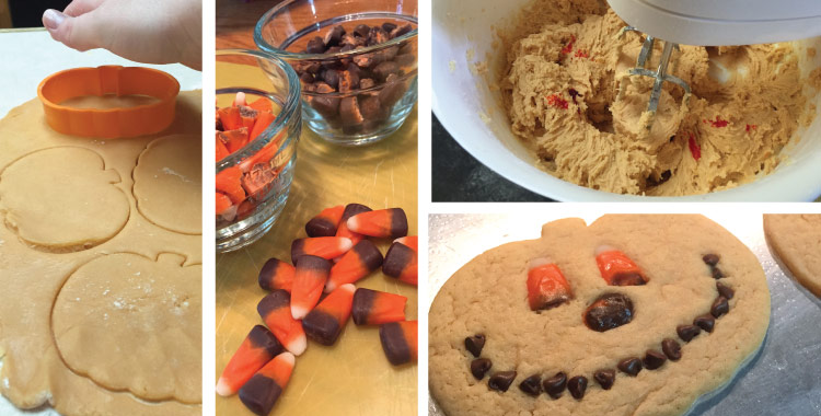 Recipe: Pumpkin Cut-Outs