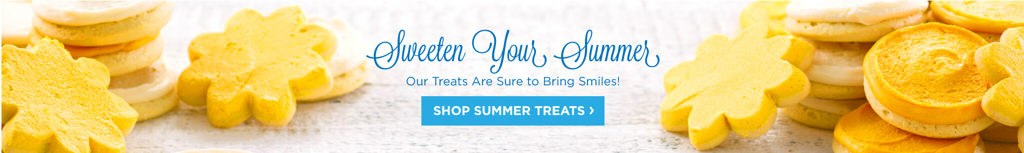 Sweeten Your Summer - Our Cookie Treats Are Sure to Bring Smiles