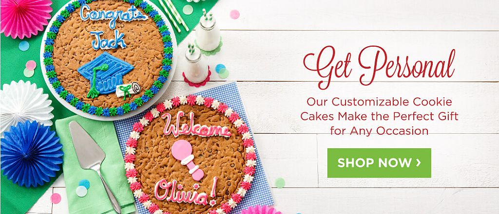 Buy Mrs Fields Cookie Cakes