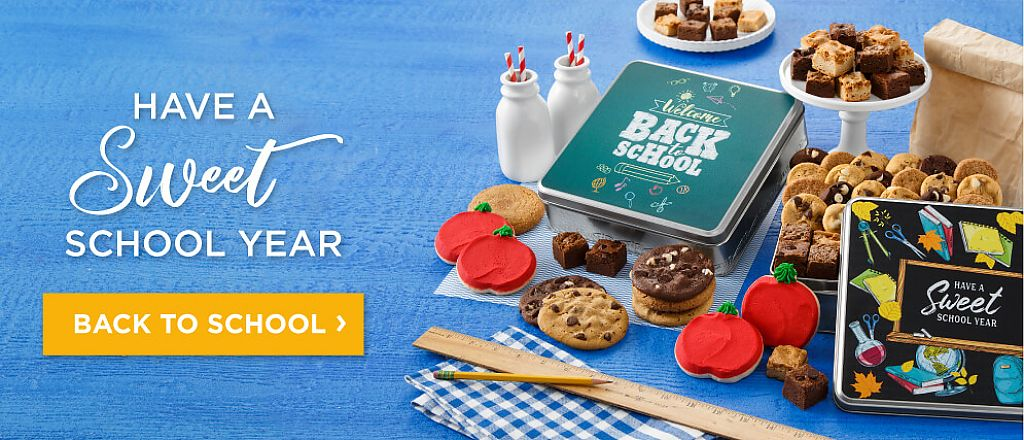 Have a Sweet School Year - Shop Back-to-School