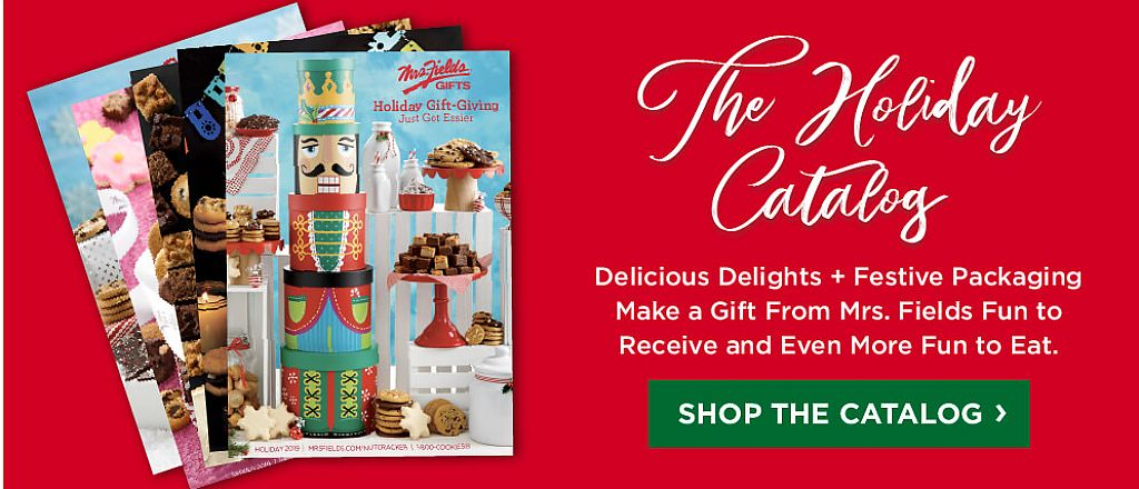 Holiday Cookie Catalog