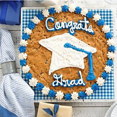 Congrats Grad Cookie