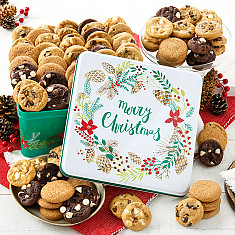 Gourmet Holiday Cookie Gifts Baskets for Sale | Mrs. Fields®
