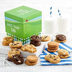 Fathers Day Cookies Gift Baskets Delivery Mrs Fields