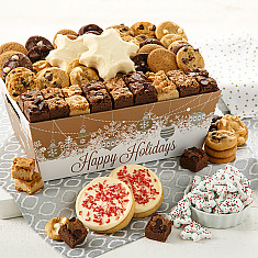 Delicious Corporate Holiday Gifts & Christmas Gifts | Mrs. Fields®