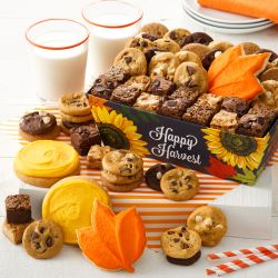 fall cookies fall basket fall gifts
