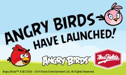 Mrs Fields  Angry Birds