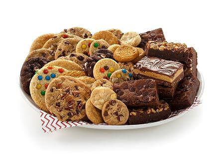 Assorted Treats Trays