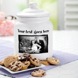 Personalized Cookie Jar