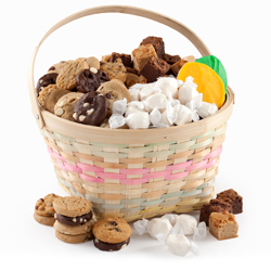 Easter Basket of Bites