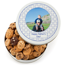 Fathers Day Personalized Tin
