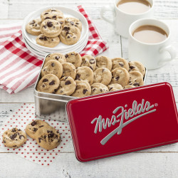 Mrs Fields Classic Cookie Tins