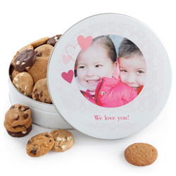With Love Personalized Tins