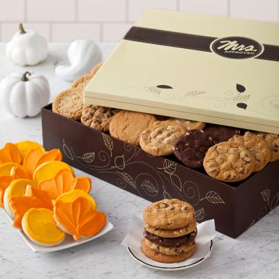 """6th Annual """"Give Thanks with the Gift of Cookies"""" Giveaway blog image 1"""