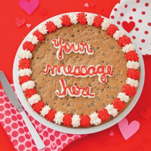 Mrs Fields Personalized Cookie Cake