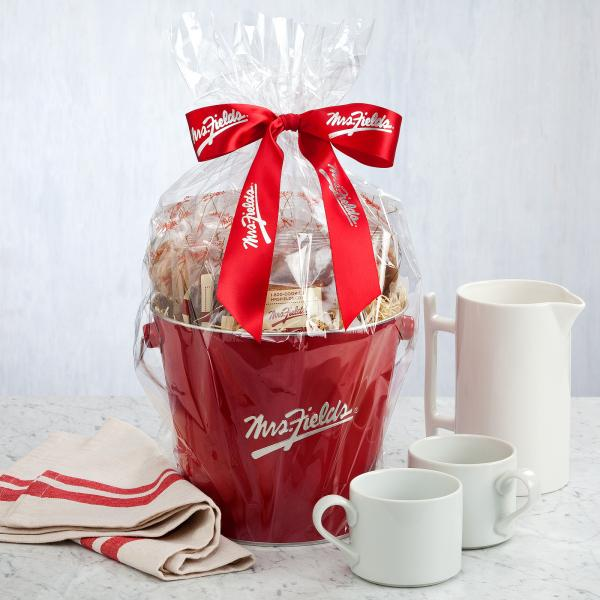 Mrs Fields174 Signature Heritage Pail - Wrapped