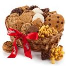 Deluxe Basket of Treats