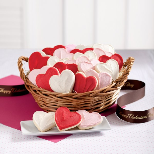 Perfect Valentine Basket