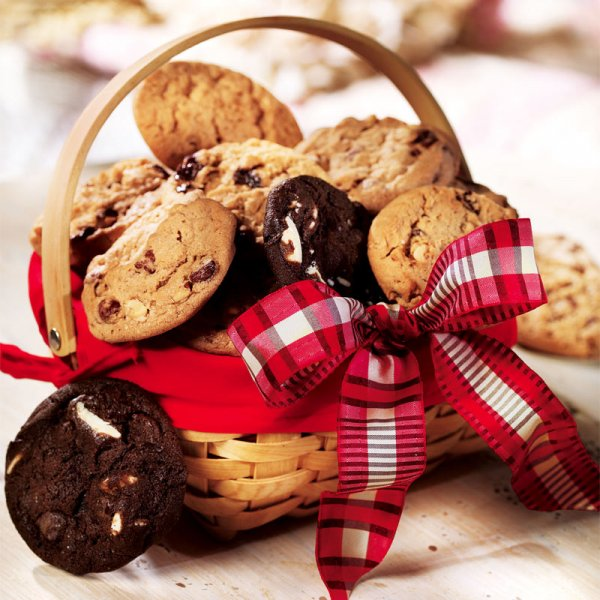 12 Cookie Basket
