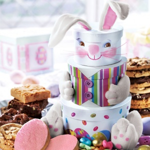Bundle of Treats Bunny Gift