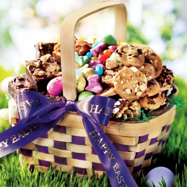 Easter Edibles Basket