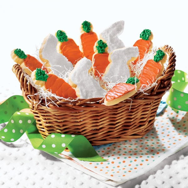Carrot Patch Basket