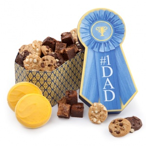 Blue Ribbon Box of Treats