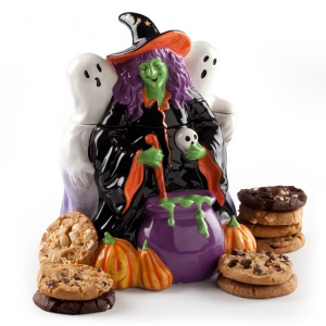 Bewitching Cookie Jar