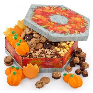 Country Wreath Box