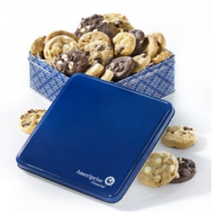 Ameriprise Blue 28 Nibbler Tin
