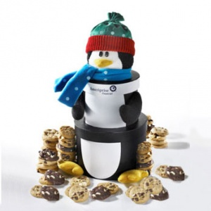 Mrs Fields Ameriprise Penguin Bundle of Treats