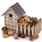 Tweets  Treats Birdhouse