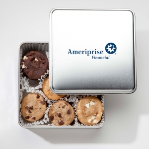 Ameriprise Financial Silver Tin