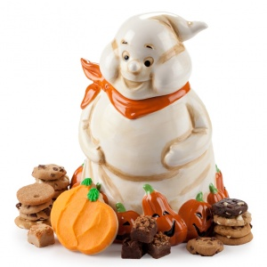 Happy Hauntings Cookie Jar