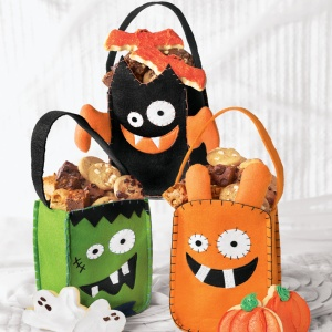 Halloween Totes Collection