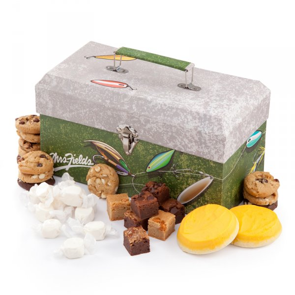 Tackle Box & Treats