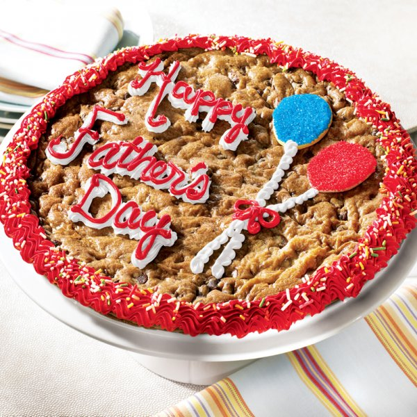 Fathers Day Cookie Cake