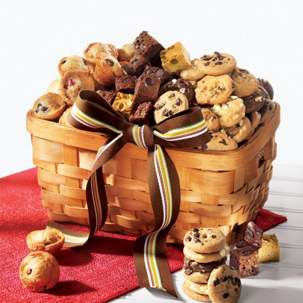 Dads Deluxe Basket