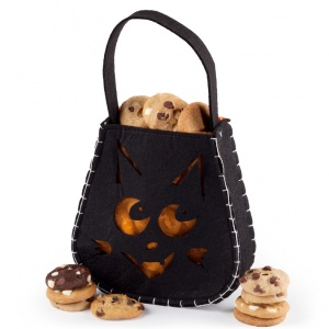 Scaredy Cat Satchel
