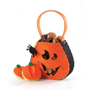 Pumpkin Satchel