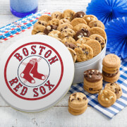 Boston Red Sox 54 Nibbler White