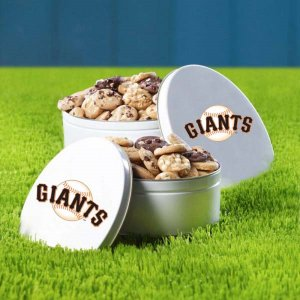 San Francisco Giants 112 Nibbler Tin