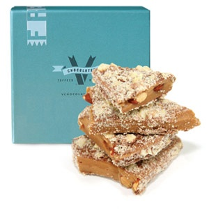 Mrs. Fields Almond Toffee
