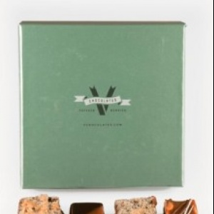 1lb Almond Toffee Caramel Assortment