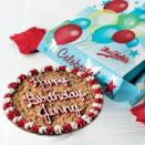 Big Cookie Cake Party Box